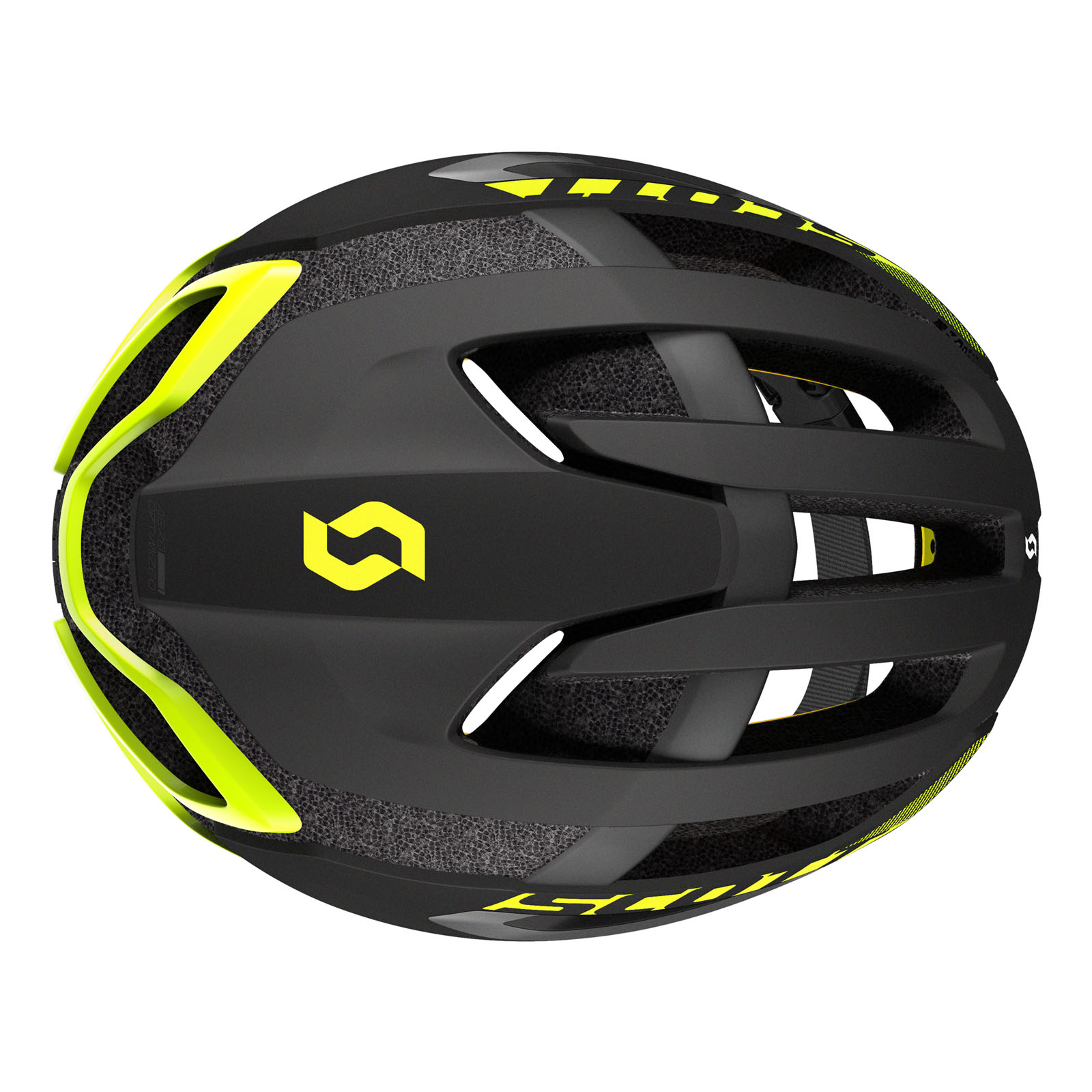 SCOTT Centric Plus Helmet - top