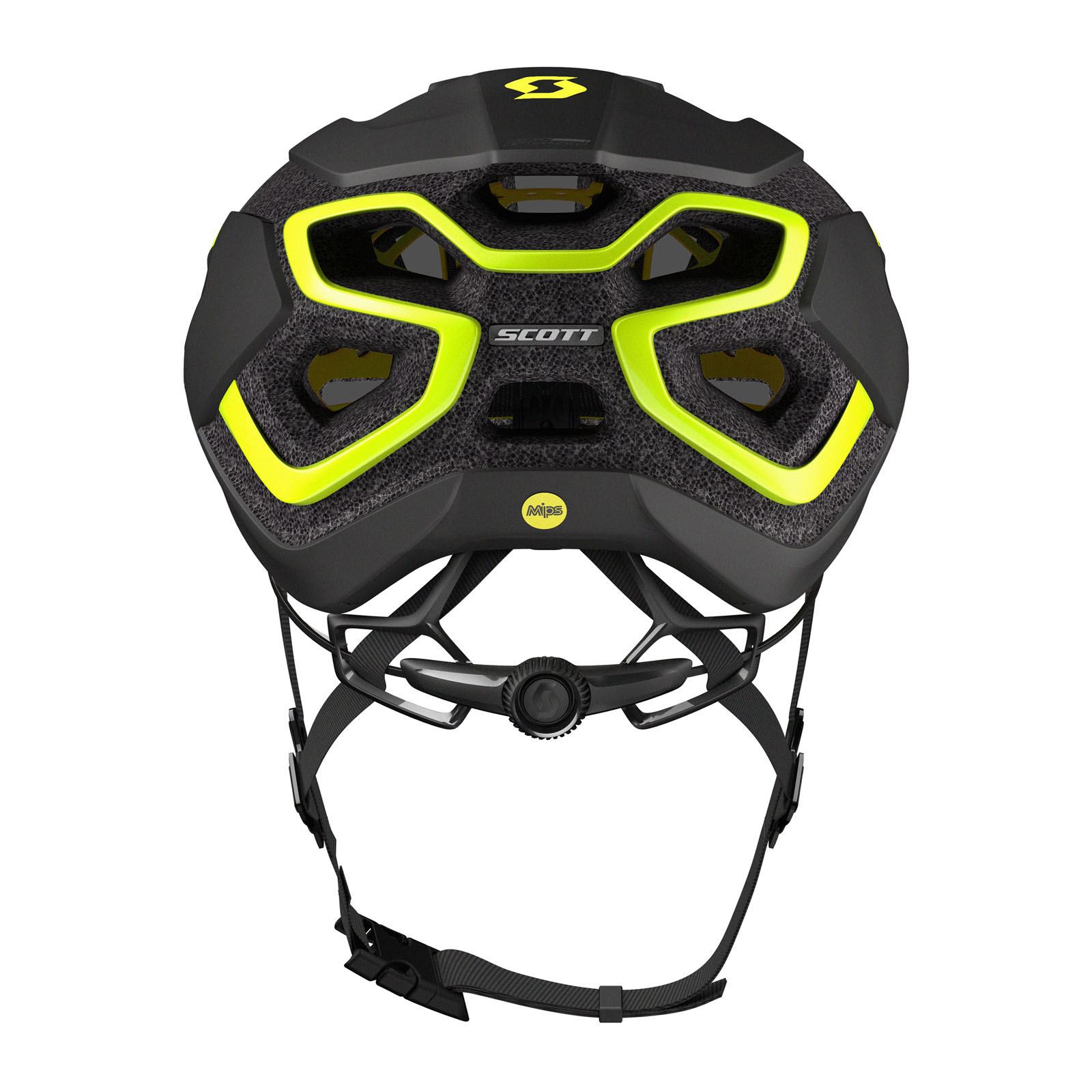 SCOTT Centric Plus Helmet - back