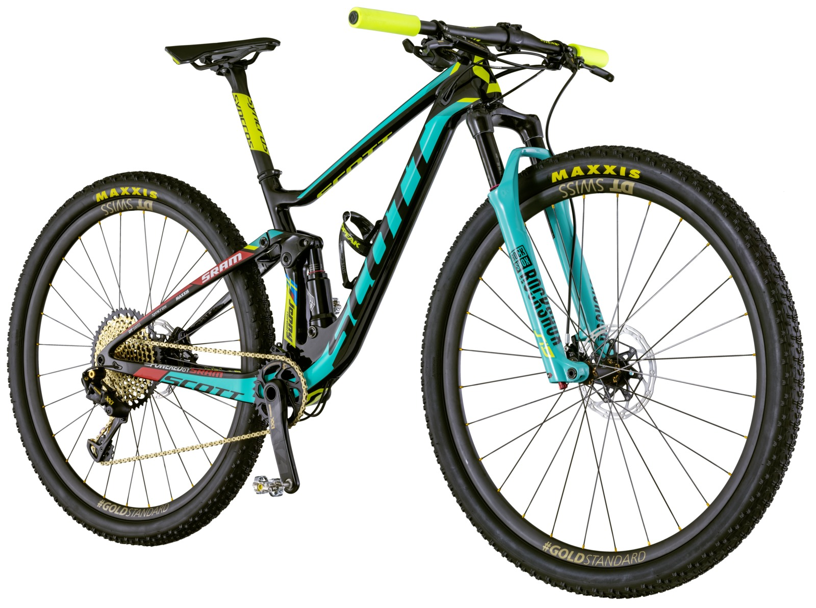 Contessa Spark RC 900 Worldcup - 3/4 Front