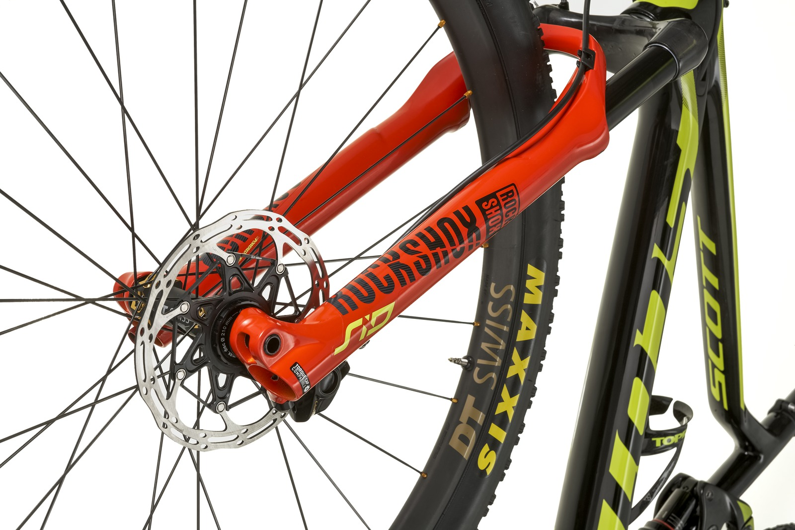 Spark RC 900 Worldcup - Front Wheel