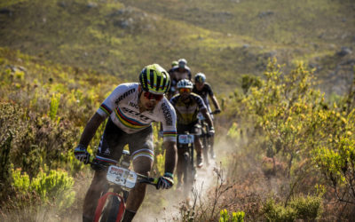 Heat, Dust, and Pain at the Cape Epic