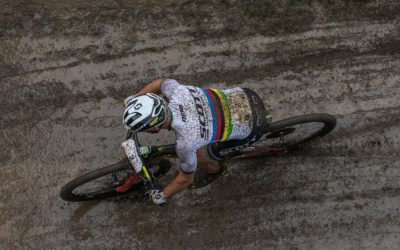 Miserable conditions and a new leader at Swiss Bike Days