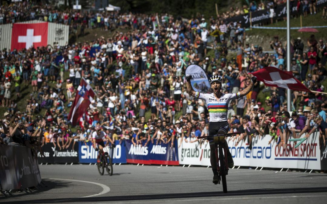 Nino Schurter Wins Thriller in Lenzerheide