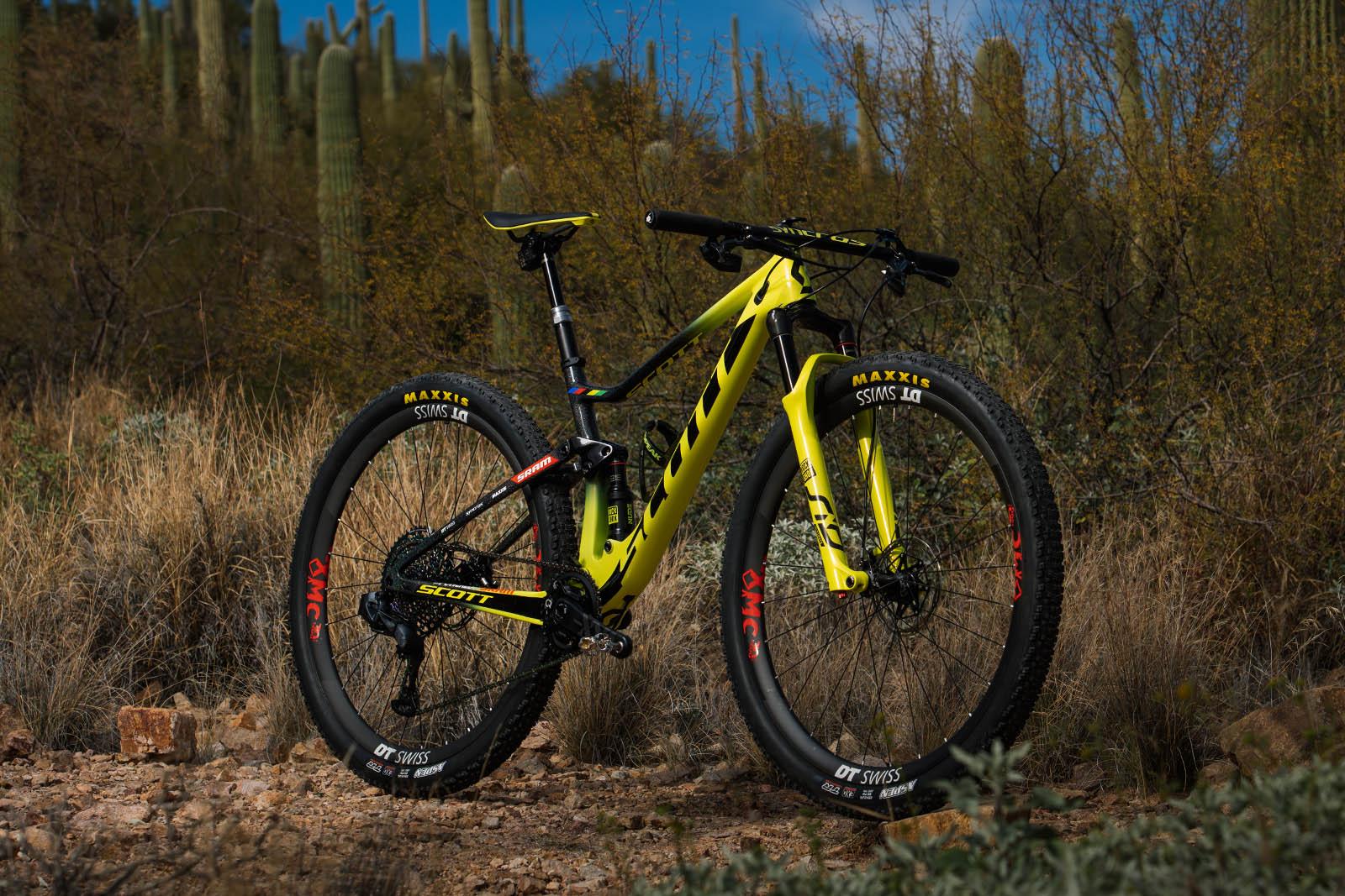 Equipment | SCOTT-SRAM MTB Racing Team